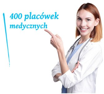 400 placówek medycznych w prywatnym ubezpieczeniu zdrowotnym