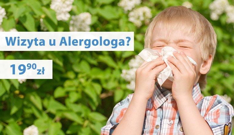 Opieka medyczna alergolog